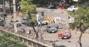کابل میں امریکی سفارتخانے کے قریب دھماکے میں 10 افراد ہلاک، 42 زخمی