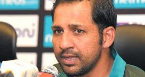 اپنا بیٹنگ نمبر طے کرلیا ہے کوشش ہوگی اپنے نمبر پر ہی کھیلوں، سرفراز احمد