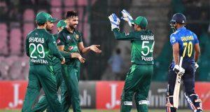 دوسرے ون ڈے میں پاکستان نے سری لنکا کو با آسانی ہرا دیا