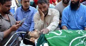مقبوضہ کشمیر میں بھارتی فوج کی فائرنگ سے طالب علم شہید