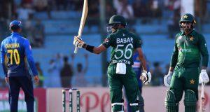 پاکستان نے دوسرے ون ڈے میں سری لنکا کو 67 رنز سے شکست دے دی