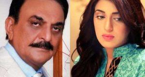 عابد علی کی بیٹی نے والد کی موت کی افواہوں کی تردید کردی