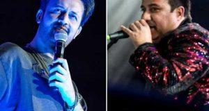 عاطف اسلم اور راحت فتح کے سعودی عرب میں کنسرٹس کی دھوم