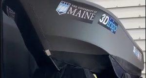 دنیا کے سب سے بڑے تھری ڈی پرنٹر نے دیو قامت کشتی 'چھاپ' دی