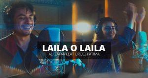 علی ظفر کی 12 سالہ مداح کے ساتھ 'لیلا او لیلا ' گانے کی ویڈیو جاری
