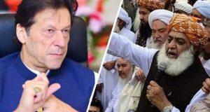 دھرنے نے کشمیر کاز  کو نقصان پہنچایا حکومت کا مولانا کی تقاریر پر قانونی چارہ جوئی کرنے کا فیصلہ